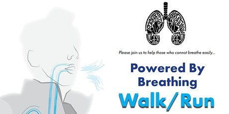 Powered By Breathing Walk/Run tickets