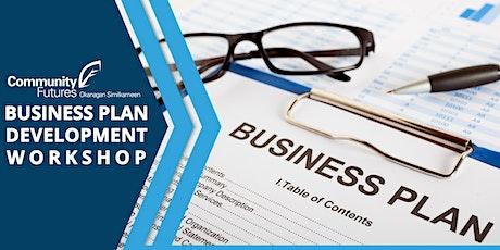 Business Plan Development Online Workshop Series tickets
