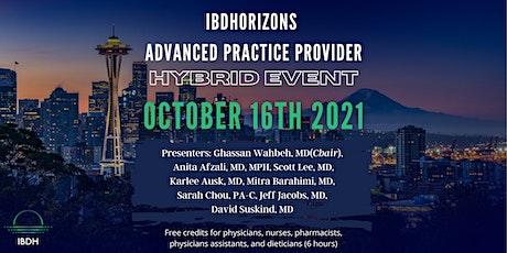 2nd IBDHorizons Advanced Practice Provider (APP) Symposium tickets
