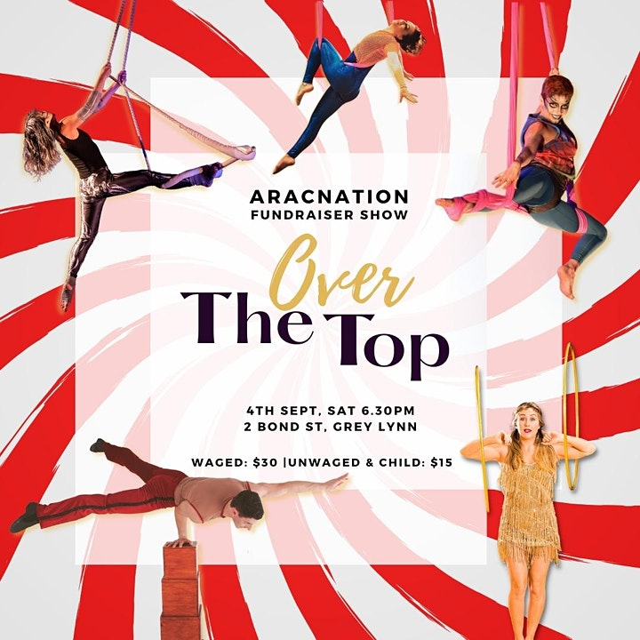 Over The Top! image