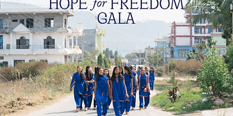 Hope for Freedom Gala 2021 tickets