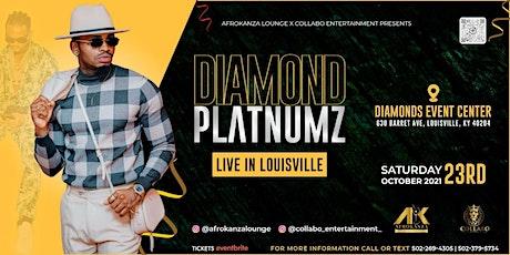 Diamond Platinumz Live in Louisville tickets