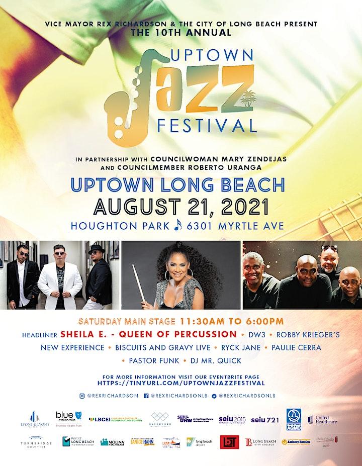 Uptown Jazz Festival image