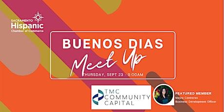 Buenos Dias Virtual Meet Up tickets