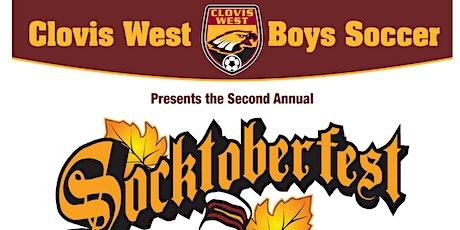 Clovis West Boys Soccer- SOCKTOBERFEST 2021 tickets