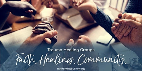 Trauma Healing Group Participant (Monday Group) tickets