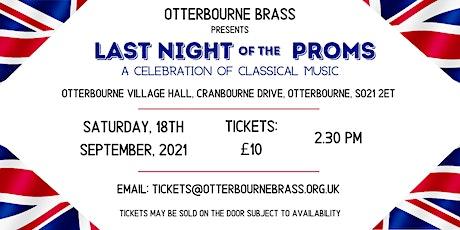 Last Night of the Proms tickets