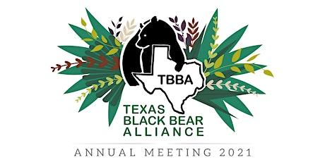 Texas Black Bear Alliance Annual Meeting tickets