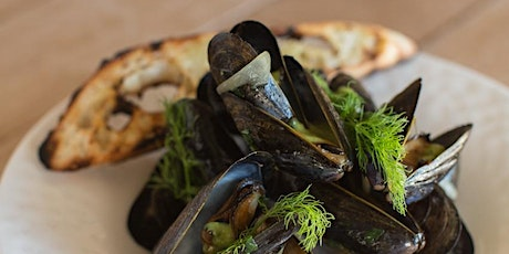 Mussels Cooking Class tickets