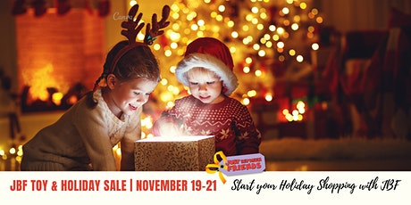 JBF Holiday & Toy White Bear Lake 2021  Sale Free Admission Ticket tickets