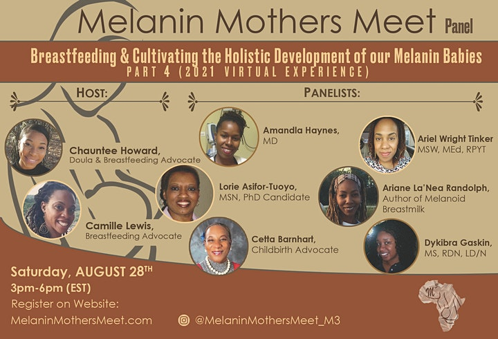 Breastfeeding & Cultivating the Holistic Development of our Melanin Babies image