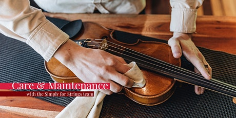 Clean Your Instrument & Refresh Your Sound tickets