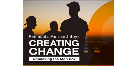 Manhood, men, mates and me: Exploring healthier masculinities tickets