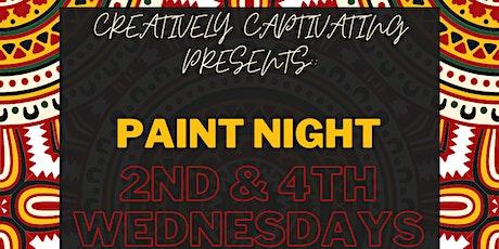 Paint Nights @Cltr Vegan tickets
