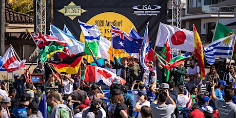 2021 Pismo Beach ISA World Para-Surfing Championships Hosted by AmpSurf tickets