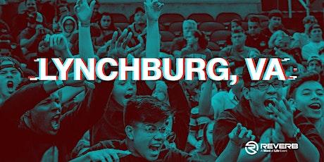 Reverb Lynchburg 2021 tickets