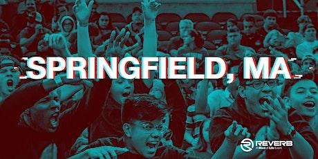 Reverb Springfield 2021 tickets