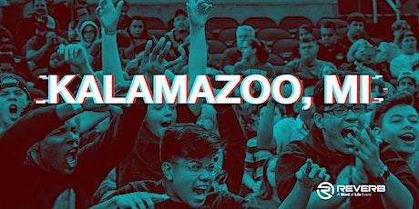 Reverb Kalamazoo 2021 tickets