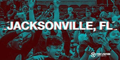Reverb Jacksonville 2021 tickets