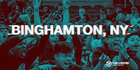 Reverb Binghamton 2021 tickets