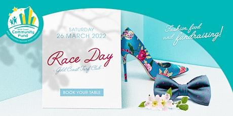 Gold Coast Community Fund 2022 Race Day tickets