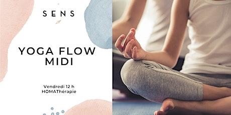Yoga Flow Midi tickets