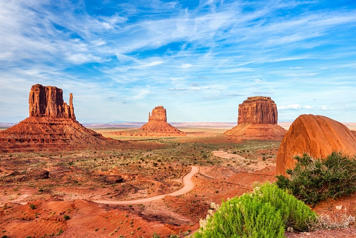 Halchita  Service Project - Utah Rotary Serving Native America image