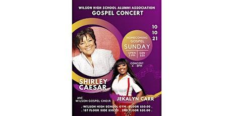 Wilson High School 2021 Homecoming Gospel Concert tickets
