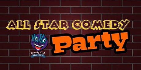 All Star Comedy PARTY tickets