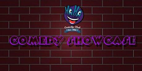 Outdoor Friday HAHA Comedy Showcase tickets