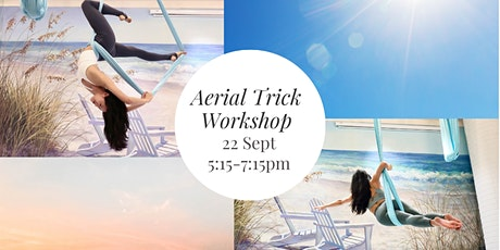 Aerial Tricks Workshop (2hr) tickets
