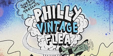 Philly Vintage Flea tickets