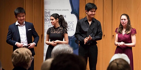 Whitworth Roach Classical Music Performance Competition Finals 2021 tickets