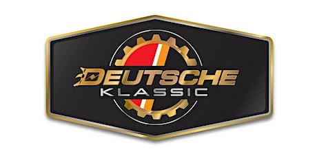 DEUTSCHE KLASSIC, ALL-GERMAN AUTOBERFEST, October 30, 2021 tickets