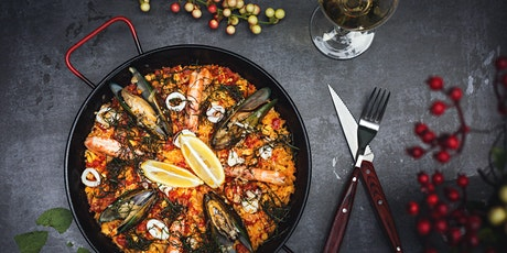 Viva España! A Journey to Spain with an afternoon of feasting and fun! tickets
