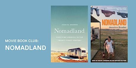 Movie Book Club - Nomadland (M) tickets