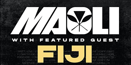 Maoli with Special Guest Fiji tickets