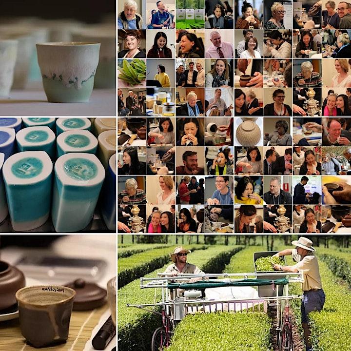 Australian Tea Cultural Seminar Virtual 2021 image