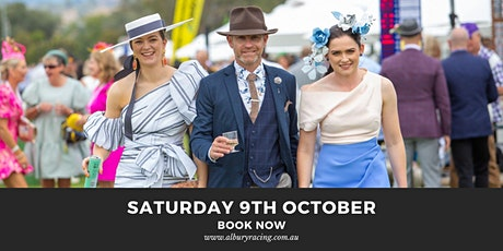 Race Day - 9th October tickets
