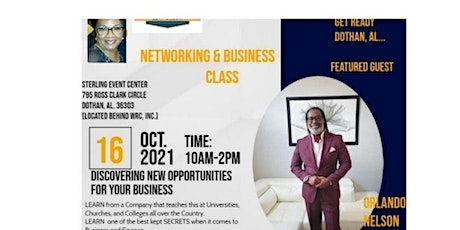 Networking and Business Class! Building Business Credit! tickets