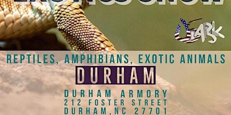 Show Me Reptile & Exotics Show (Durham, NC) tickets