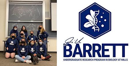 Jill Barrett Undergraduate Research Program in Biology Symposium tickets