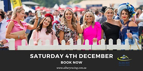 Race Day - 4th December tickets