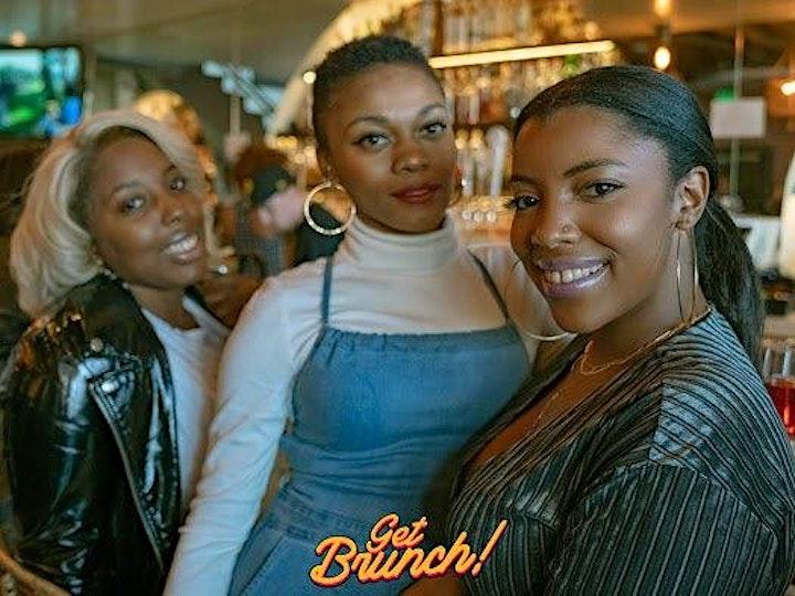 Get Brunch! : OAKLAND  A 90's & 2000's Brunch image