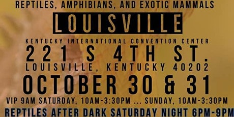 Show Me Reptile & Exotics Show (Louisville, KY) tickets