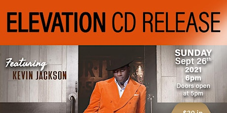 Elevation CD Release tickets