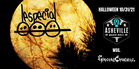 Halloween 2021 ft. lespecial wsg. Electro Chemical at Asheville Music Hall tickets