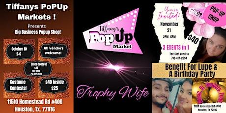 Big Business PopUp Shop! (trophy Wife) tickets