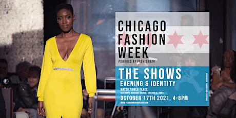 Day 7: THE EVENING SHOW - Chicago Fashion Week powered by FashionBar LLC tickets