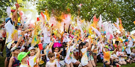 Youth against Domestic Violence Colour Run tickets